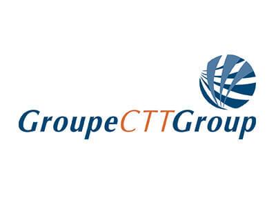 Logo Groupe CTT
