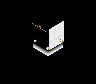 kit 2 gamme housse espace abeille