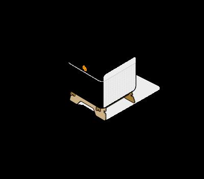kit 1 gamme housse espace abeille